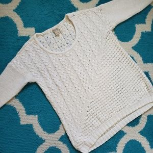 Lucky brand sweater size large